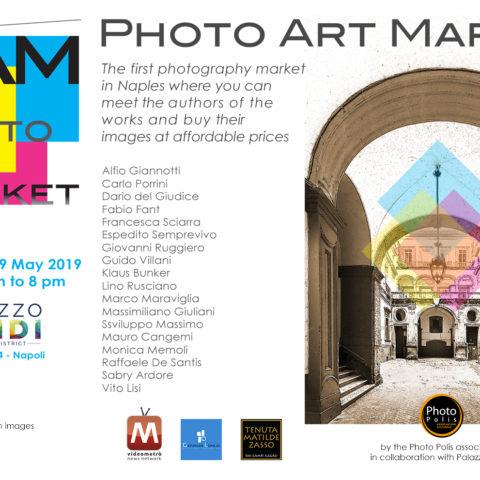 PAM - Photo Art Market 17-19 maggio Palazzo Fondi