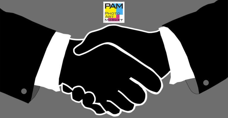 Diventa partner del PAM - Photo Art Market