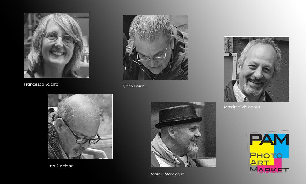 Comitato Selezione PAM - Photo Art Market
