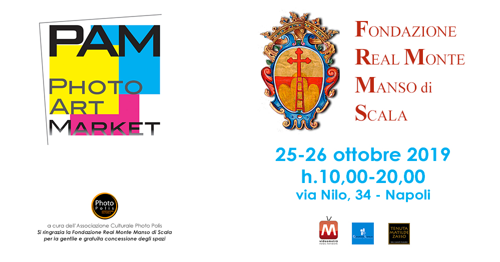 PAM - Photo Art Market Fondazione Real Monte Manso di Scala