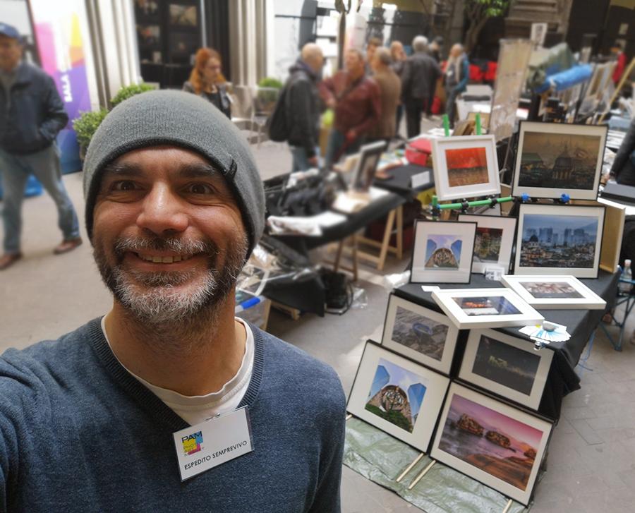 Espedito Semprevivo intervista PAM Photo Art Market