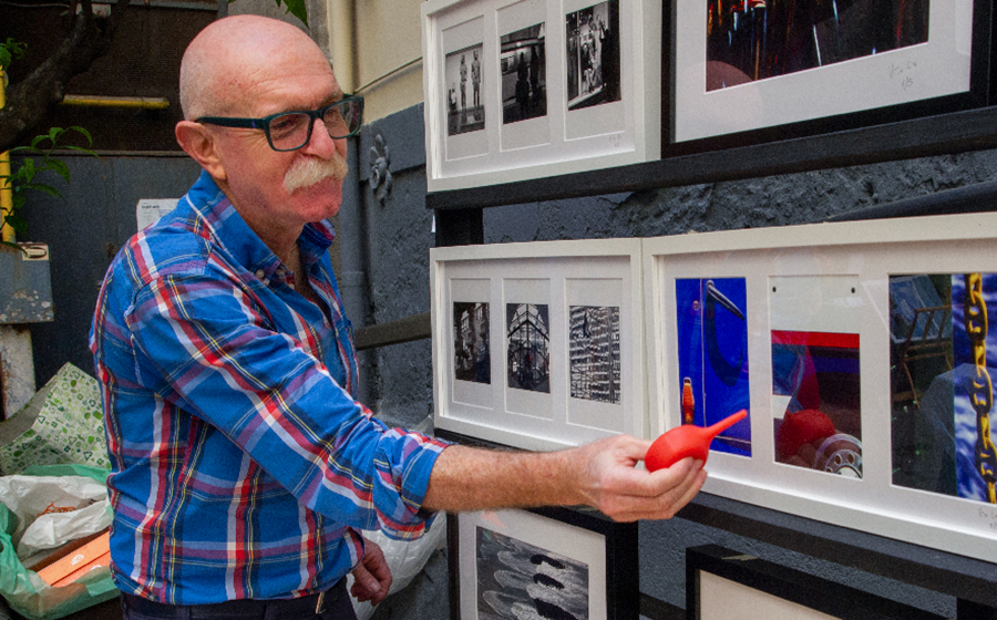 Vito Lisi intervista PAM Photo Art Market