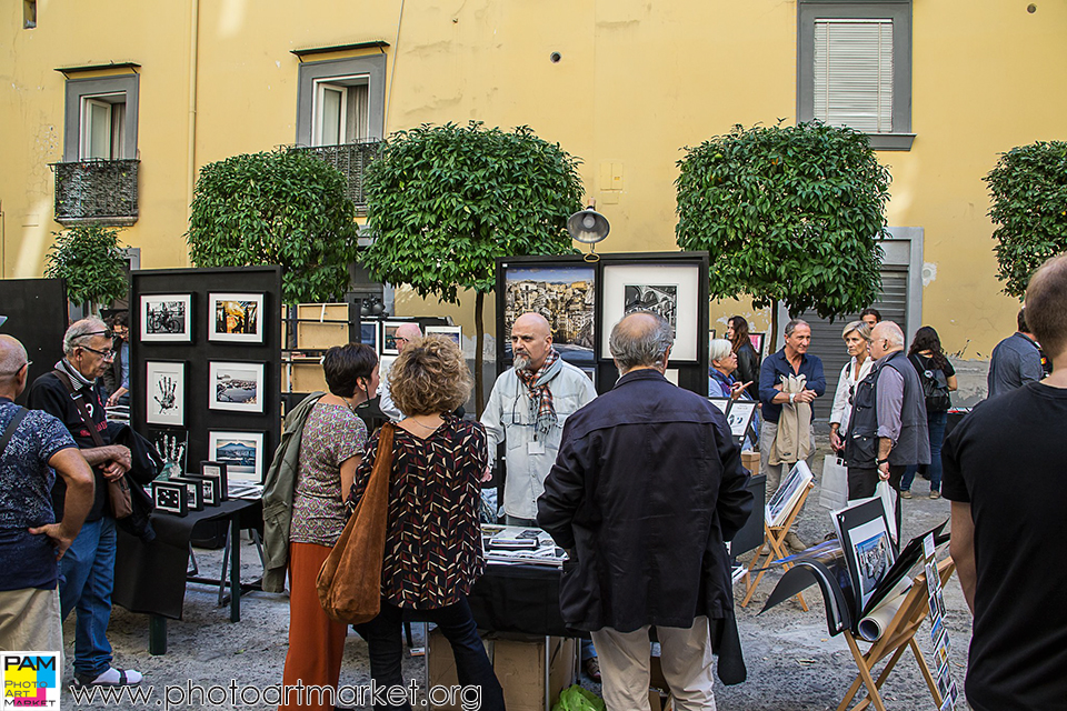 PAM - Photo Art Market III edizione; Photo Polis